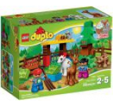 LEGO® DUPLO® Animalele din padure 10582