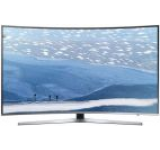Televizor LED Samsung 109 cm (43inch) 43KU6672, Smart TV, Ultra HD 4K, Ecran Curbat, WiFi, CI+