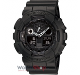 Ceas Casio G-SHOCK GA-100-1A1ER Antimagnetic (GA-100-1A1) - WatchShop