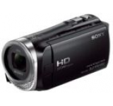 Camera Video Sony CX450, Full HD, CMOS, WiFi, Zoom optic 30x (Negru)