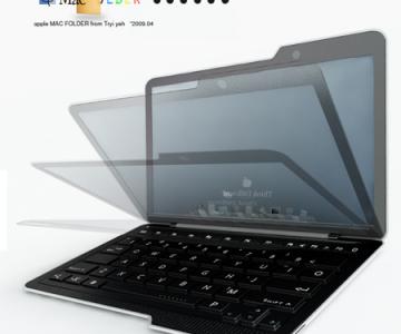Apple Mac E-Folder de la Tryi Yeh