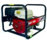 Generator Curent Electric AGT 4501 HSB TTL, 4.2 kVA, Motor 1 cilindru, 4 timpi, cadru deschis, Benzina