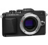 Aparat Foto Mirrorless Olympus E-PL7 Body (Negru), Filmare Full HD, 16.1MP