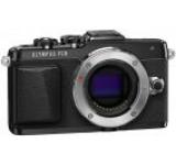 Aparat Foto Mirrorless Olympus E-PL7 Body (Negru), Filmare Full HD, 16.1MP