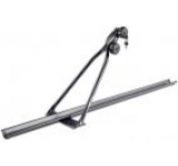 Suport bicicleta Cruz Bike-Rack N CZ940-001, Montaj pe plafonul masinii, pentru 1 bicicleta