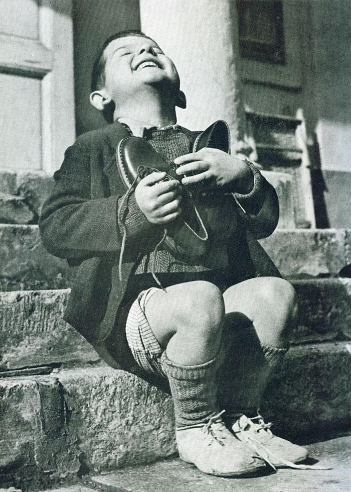Momente emotionate din trecut, in poze de colectie - Poza 6
