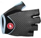 Manusi ciclism Castelli Tesoro W, Marime XS (Negru/Bleu)