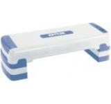 Aparat de fitness Kettler Step Basic (Alb/Albastru)