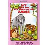 Carticica mea cu animale din jungla
