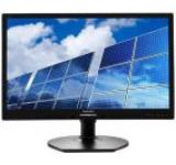 Monitor LED Philips 21.5inch 221B6LPCB/00, Full HD (1920 x 1080), DVI, VGA, 5 ms, Boxe, Pivot (Negru)
