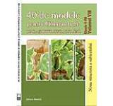 40 de modele pentru Olimpiada de limba si literatura romana cls. V-VIII. Vol. VIII