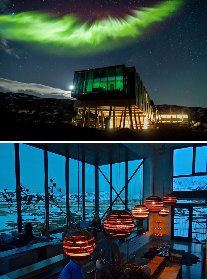 Distinctie si rafinament: Restaurante uluitoare din jurul lumii - Poza 3