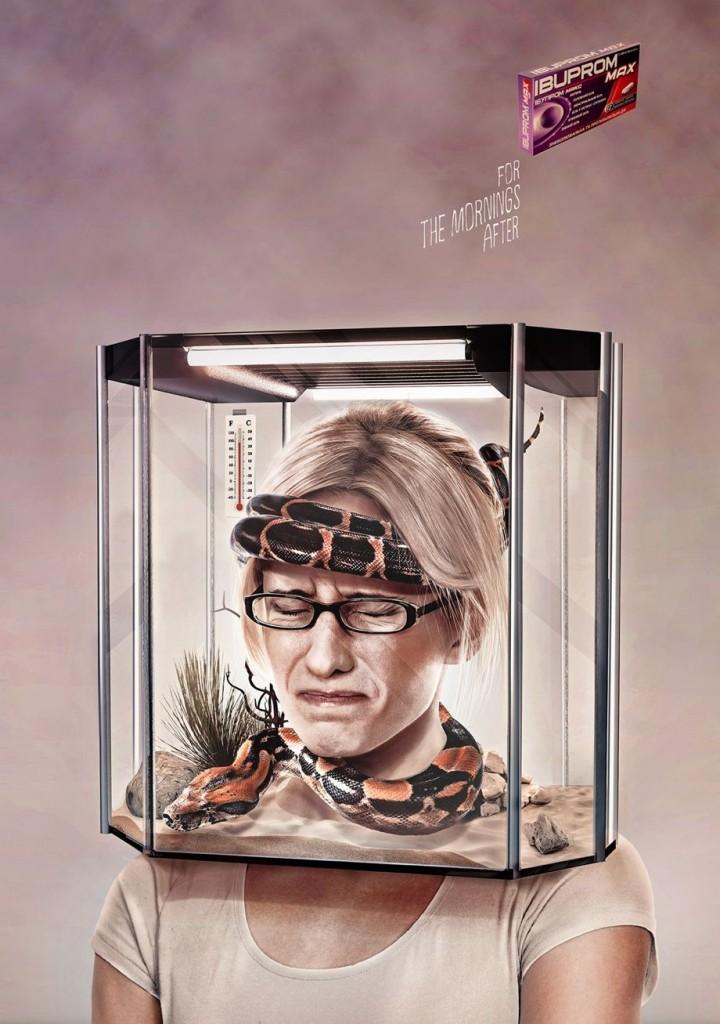 25+ Afise publicitare ingenioase care iti vor capta negresit atentia - Poza 2