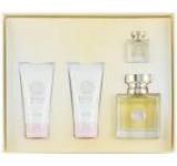 Set Cadou Pour Femme Eau de Parfum 50 ml + 50 ml Body Lotion + 50 ml Shower Gel + 5 ml Eau de Parfum