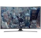 Televizor LED Samsung 122 cm (48inch) 48JU6670, Ultra HD (4K), Smart TV, Curbat, Tizen UI, Ultra Clear, UHD Dimmng, PQI 1200, Wireless, Wi-Fi Direct, CI+