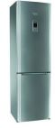 Combina Frigorifica HOTPOINT ARISTON EBF 20223 XF, 314 L, Clasa A+, No Frost (Argintiu)
