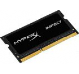 Memorie Laptop Kingston HyperX Impact Black SO-DIMM DDR3L, 1x4GB, 2133MHz, 1.35V, (CL11)