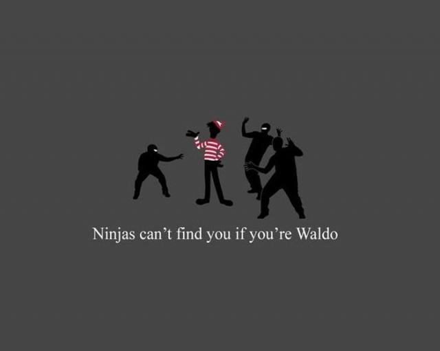 Ninja nu pot sa te prinda - Poza 5