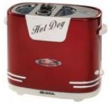 Aparat de preparare hot dog Ariete 186, 650W (Rosu)