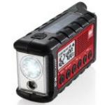 Statie de urgenta Midland ER300, 2000 mAh, cu receptor AM/FM, incarcare solara sau dinam
