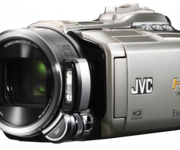JVC Everio GZ-HM400 Full HD