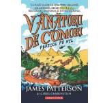 James Patterson, Chris Grabenstein - Vanatorii de comori, Pericol pe Nil, Vol. 2