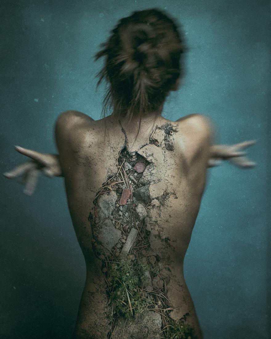 Trupuri fracturate, in poze impresionante - Poza 7