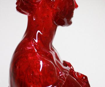 Laura sculptata din zahar de Joseph Marr