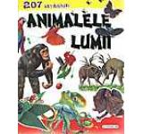Animalele lumii - cu abtibilduri