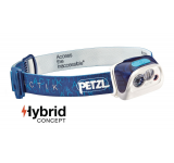 Lanterna frontala Petzl Actik Hybrid - Albastru