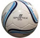 Minge de fotbal Sportica APEX (Alb cu Albastru)