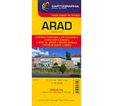 Harta turistica - Arad