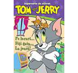 Tom si Jerry. Pe locuri...Fiti gata...La joaca! Super carte de colorat