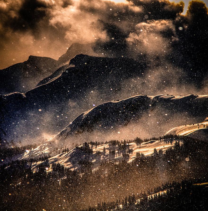 Cele mai frumoase peisaje de iarna - Poza 12