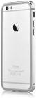 Bumper Devia Mighty DVMGHBPIPH6SV pentru Apple iPhone 6/6S (Argintiu)