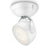 Spot LED Philips DYNA single spot, 3W, 180lm (Alb)
