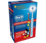 Periuta de dinti electrica Oral-B D16.513.U Professional Care 500 + Periuta de dinti electrica Oral-B D10.51 Kids Mickey Mouse