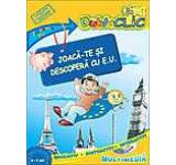 DubluClic - Joaca-te si descopera cu E.U. (Editie in limba engleza)