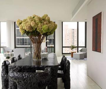 Relaxare prin design, in Warren Apartment, New York