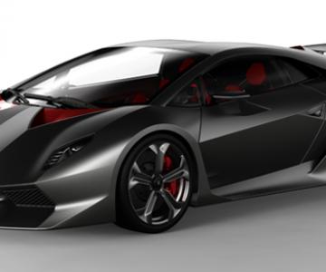 Lamborghini Sesto Elemento Concept!
