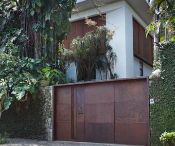 Lux la Rio: Casa Itiquira de Gisele Taranto