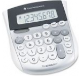 Calculator de birou Texas Instruments BASIC TI-1795 SV, 8-digit