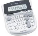 Calculator de birou Texas Instruments BASIC TI-1795 SV, 8-digit