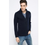 G-Star Raw - Pulover bleumarin 4950-SWM099 pe