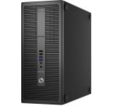 Sistem PC HP EliteDesk 800 G2 Tower (Procesor Intel® Core™ i7-6700 (8M Cache, up to 4.00 GHz), Skylake, 8GB, 1TB @7200rpm + 256GB SSD, nVidia GeForce GT 730@2GB, Tastatura+Mouse, Win10 Pro)