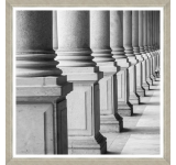 Tablou 2 piese Framed Art Cathedral Colonnade I&II