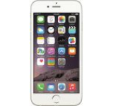 Telefon Mobil Apple iPhone 6, Procesor Apple A8 Dual Core 1.4 GHz, IPS LED-backlit widescreen Multi‑Touch 4.7inch, 1GB RAM, 16GB flash, 8MP, Wi-Fi, 4G, iOS 8 (Argintiu)