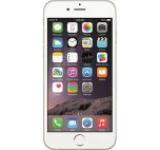 Telefon Mobil Apple iPhone 6, Procesor Apple A8 Dual Core 1.4 GHz, IPS LED-backlit widescreen Multi‑Touch 4.7inch, 1GB RAM, 16GB flash, 8MP, Wi-Fi, 4G, iOS 8 (Argintiu)