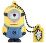Stick USB Tribe Minions Despicable Me Stuart FD021408, 8GB, USB 2.0 (Multicolor)