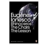 Rhinoceros The Chairs The Lesson
